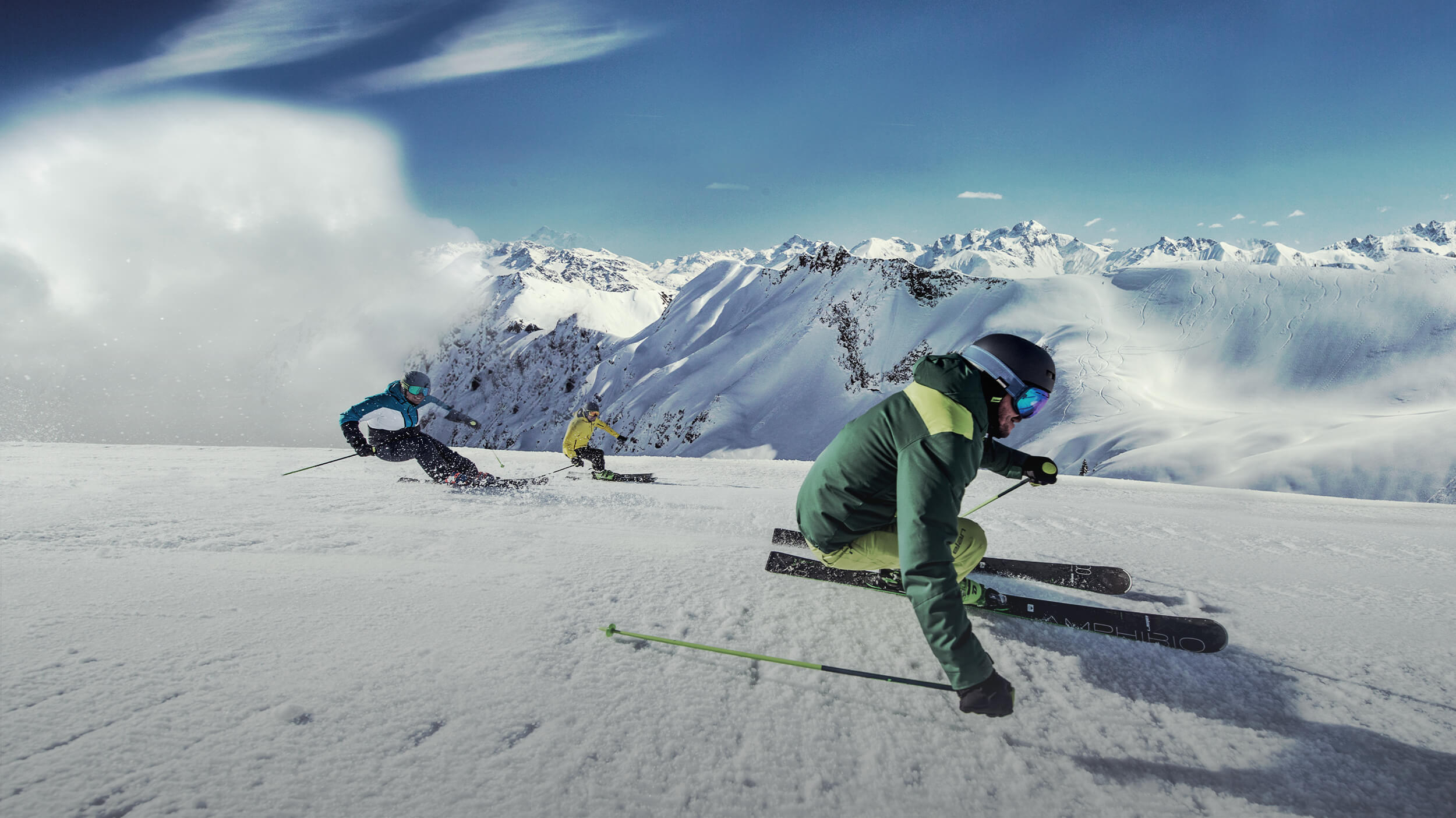 Herren Ski