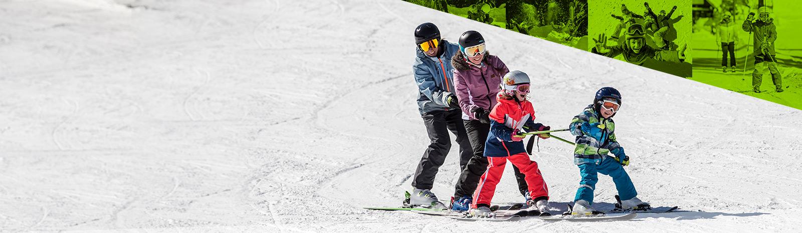 Botas de esquí junior