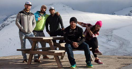 Elan ski cross team 2017/18