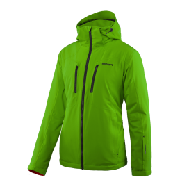 CAMBER JACKET MEN GREEN