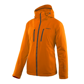 CAMBER JACKET MEN ORANGE