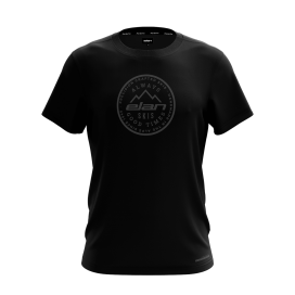 T-SHIRT BLACK LOGO