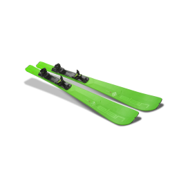 Elan ibex tactix folding ski