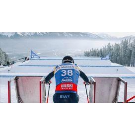 Unusual & fickle - Ski cross season 2020/21