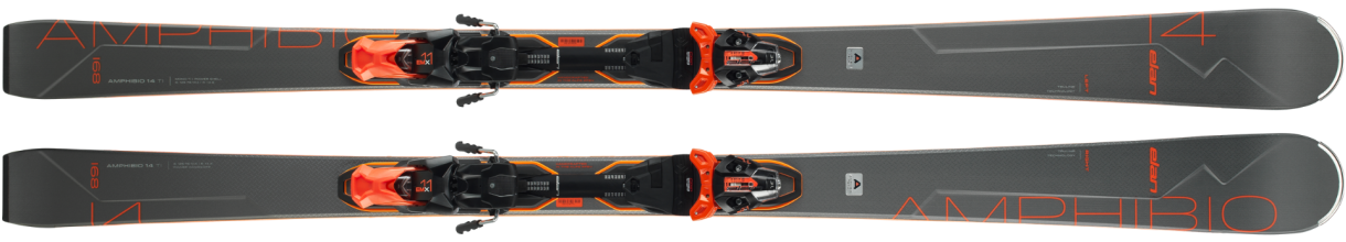 AMPHIBIO 14 TI Fusion X