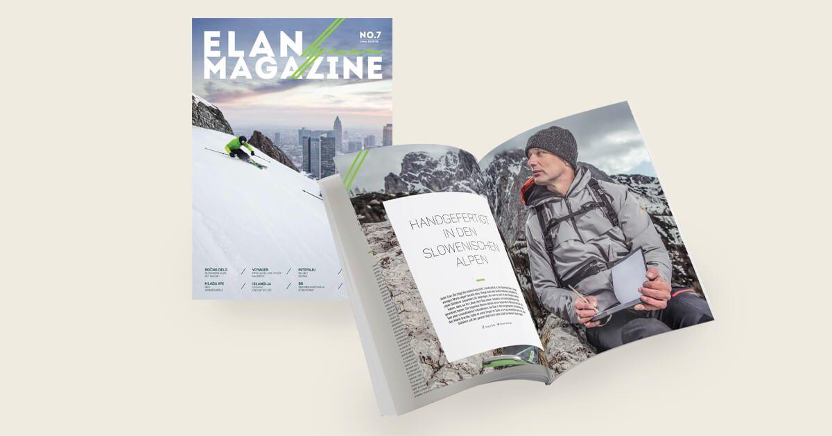 Elan magazine no.7