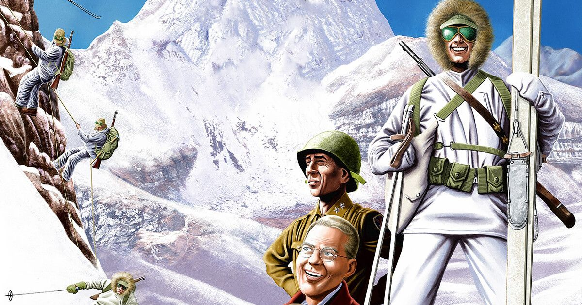"""A movie ~Mission Mt. Mangart """"An untold 10th Mountain Division Story of WW2""""~ by Chris Anthony honored with Best Historical Film at Cannes World Film Festival"""