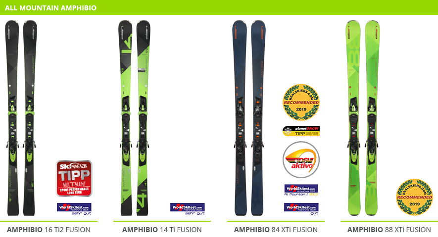 All mountain Amphibio prizes