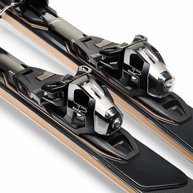 Porsche Design Elan Amphibio binding system