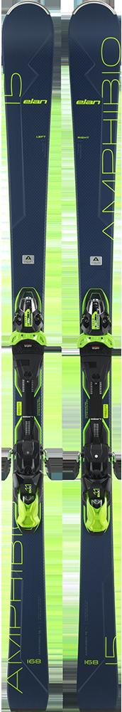 AMPHIBIO 15 TI Fusion X