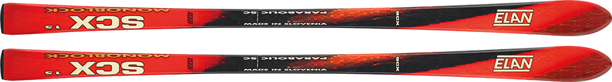 elan scx skis