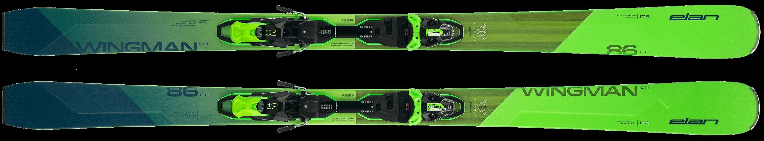 Wingman 86 CTi Fusion X