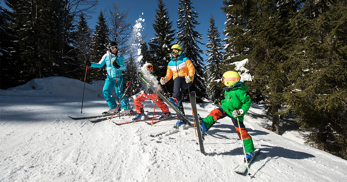 How to Raise a Lifelong Skier