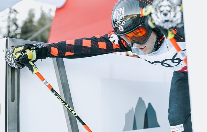 ian deans ski cross