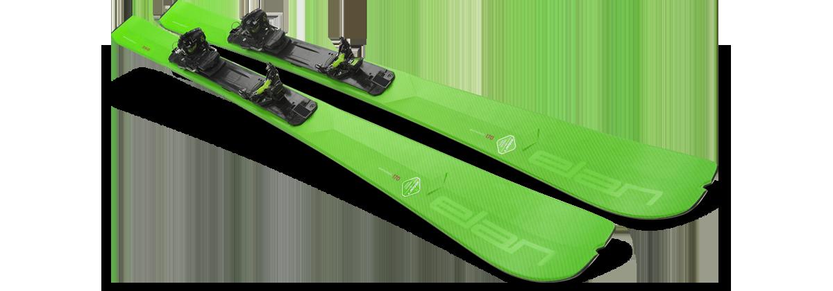 Elan ibex tactix folding ski