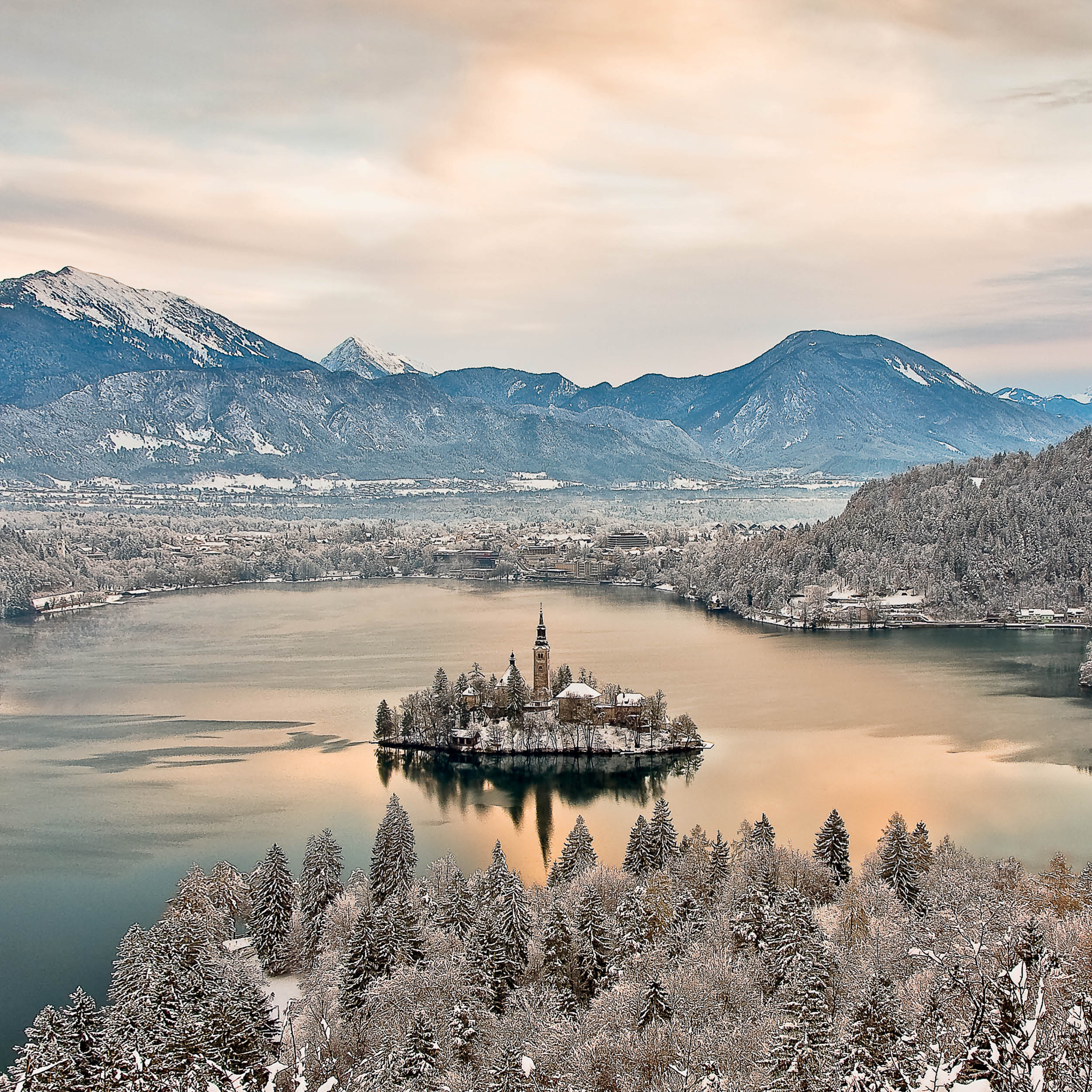 Handcrafted in the Alps - Bled