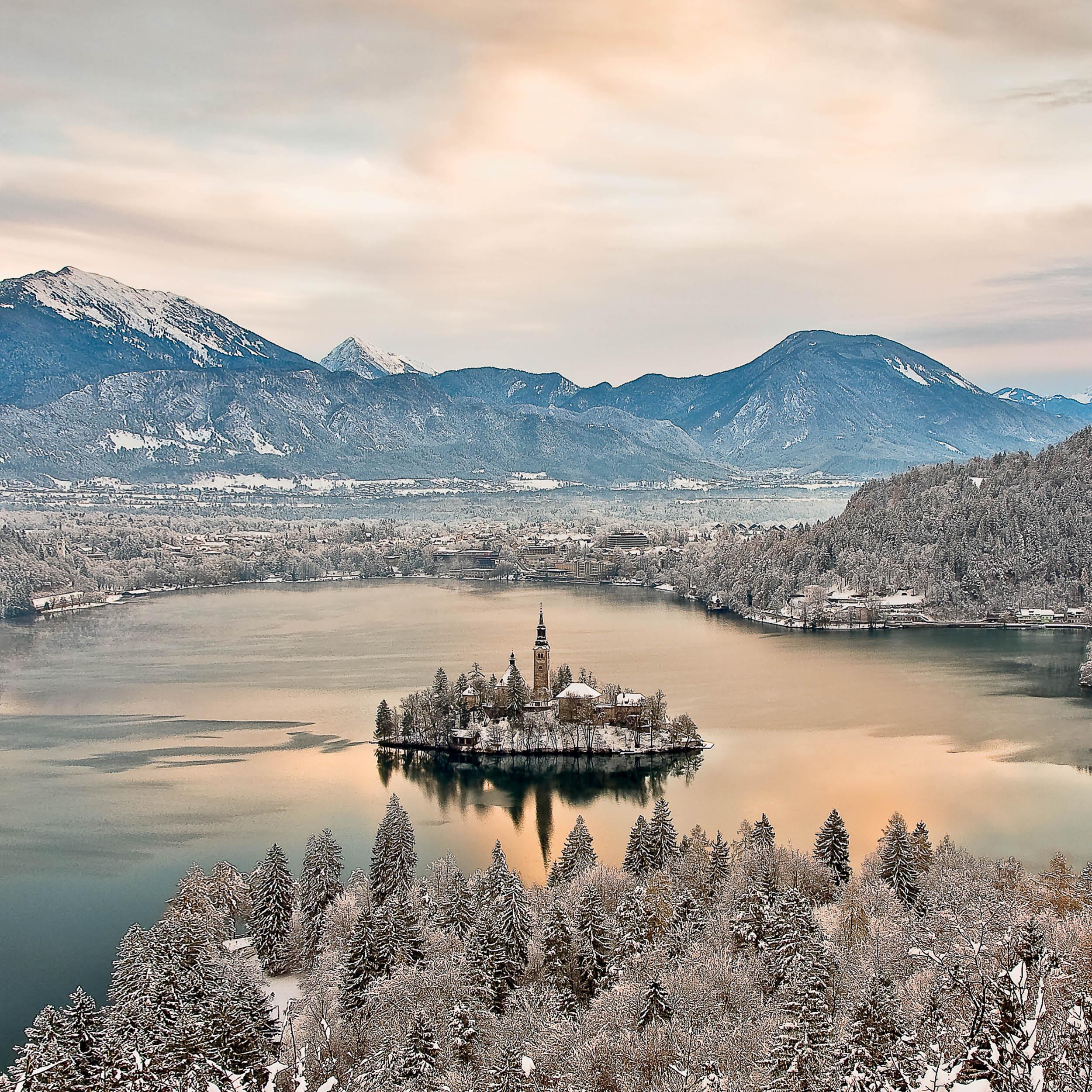 Ročno izdelane v Alpah - Bled