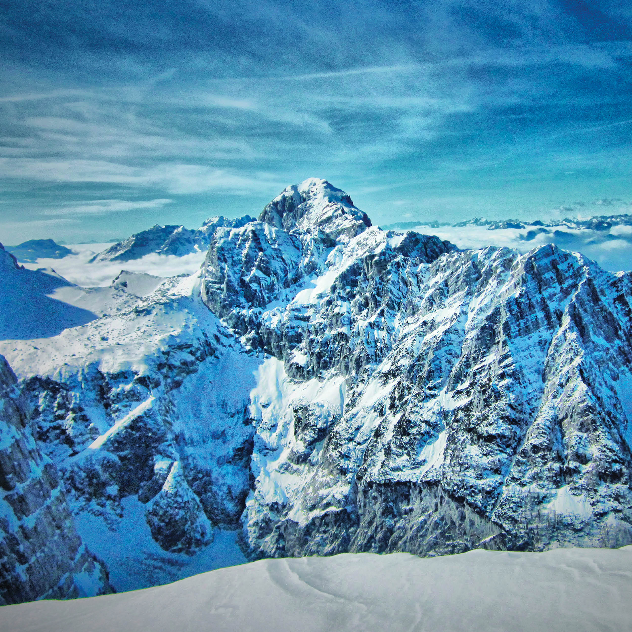 Kunsthandwerk aus den Alpen - Triglav