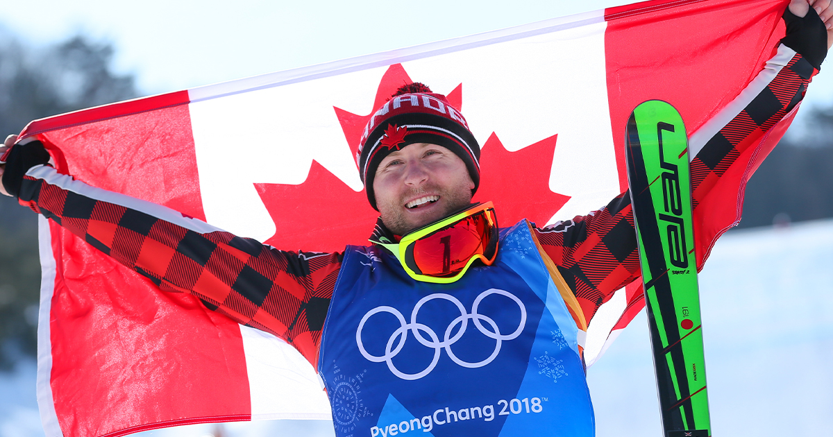True Canadian: Brady Leman